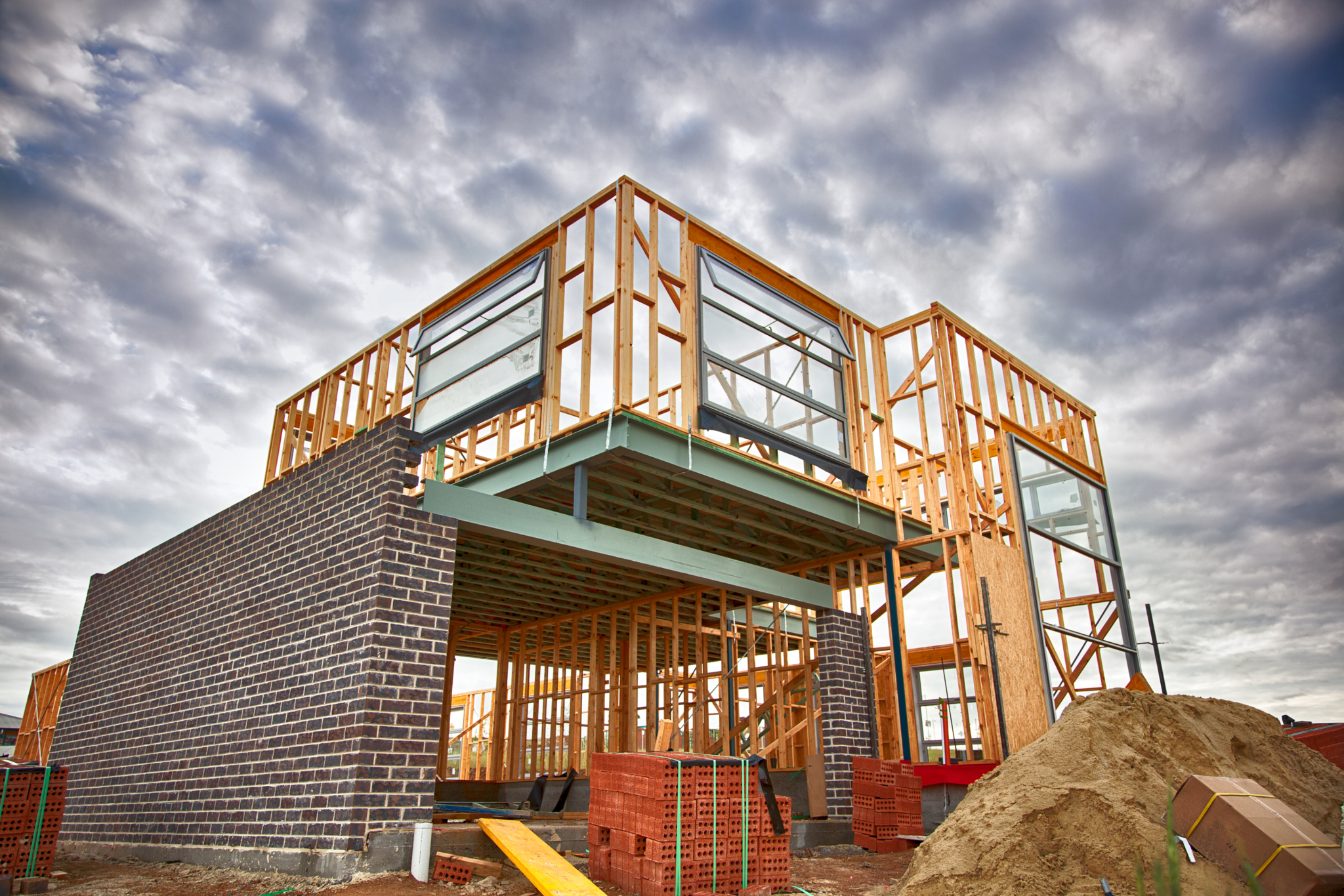 Construction low doc home loan